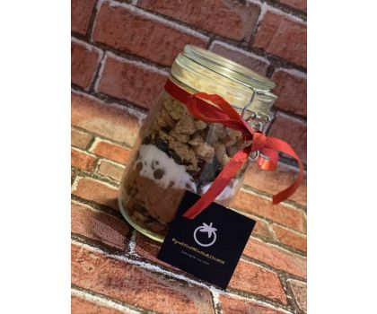 """""""Bake your own"""" Tiffin in a jar"""