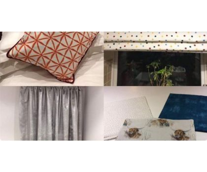 12 Week Soft Furnishings Course - starts 7th December