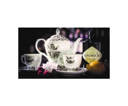 Hendricks Gin Afternoon Tea at The Park Hotel from