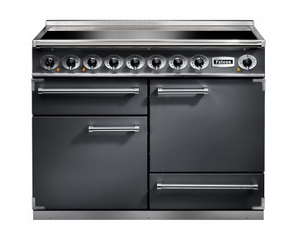 102300 Falcon 1092 Deluxe Induction Slate/ Nickel