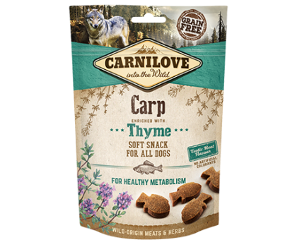 Carnilove Dogs Carp With Thyme Treats