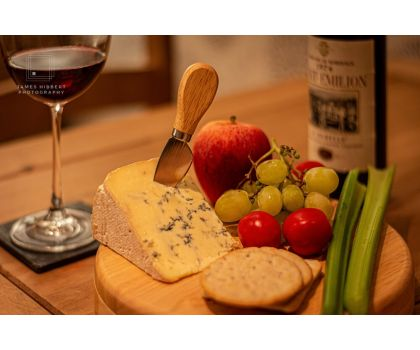 Cheese and Wine platter