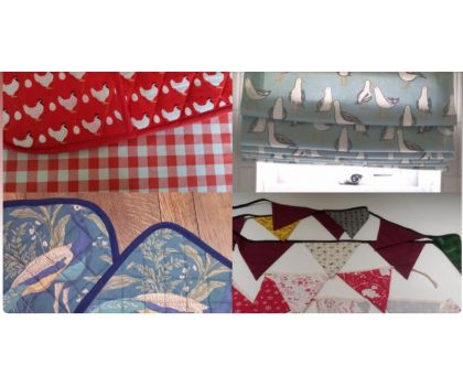 Evening Beginners Soft Furnishings 1 Year Course
