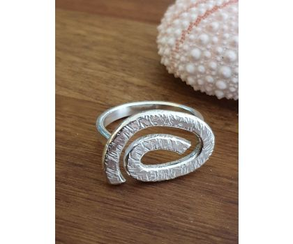 Spiral Collection Ring