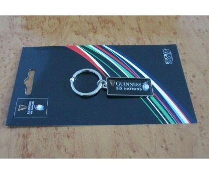 Six Nations Rugby Keyring