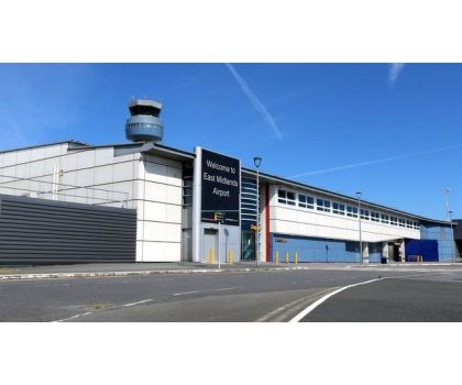 Rugby to East Midlands Airport