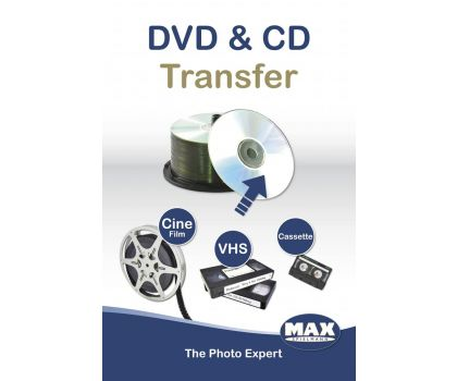 DVD and CD transfer please call to enquire