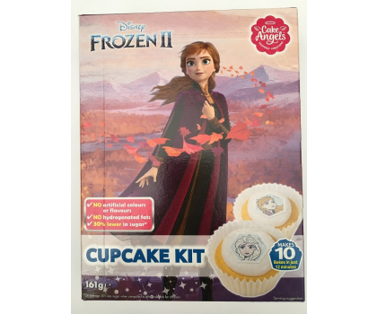 Frozen Cup Cake Kit