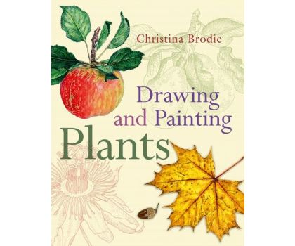 Drawing and Painting Plants by Christina Brodie