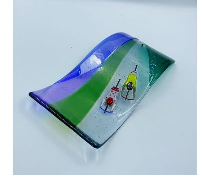 Fused Glass Cycling Curve