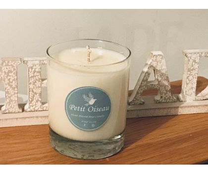 Linen Soy Scented Candle
