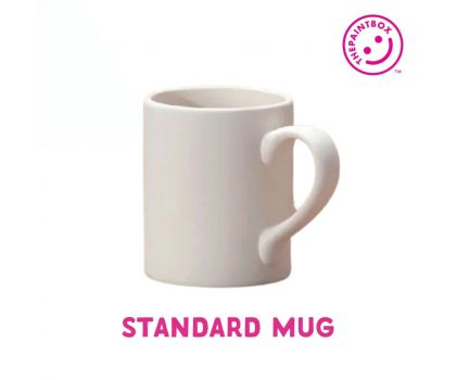 Paint your own Standard Mug - 10oz