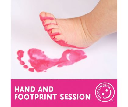 One to One Hand and Footprint Session