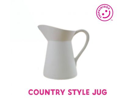 Paint your own Country Jug