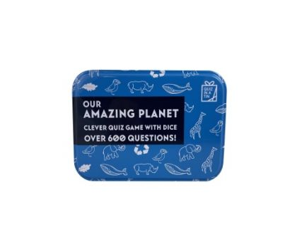 Our Amazing Planet (Quiz in a Tin)