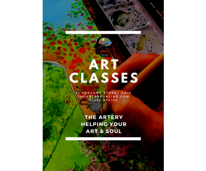 Online Art Workshops  July - December 2021