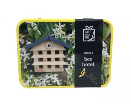 Build a Bee Hotel (Gift in a Tin)