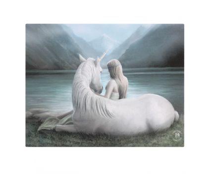 Beyond Words Wall Plaque by Anne Stokes