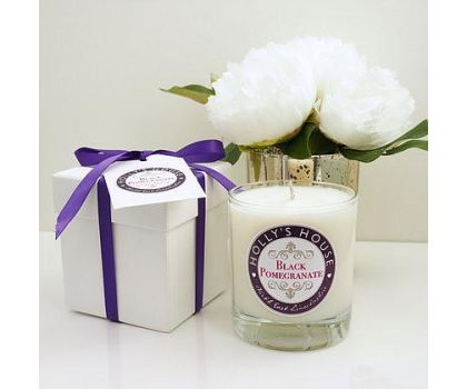 Holly's House - Black Pomegranate Candles and Wax Melts
