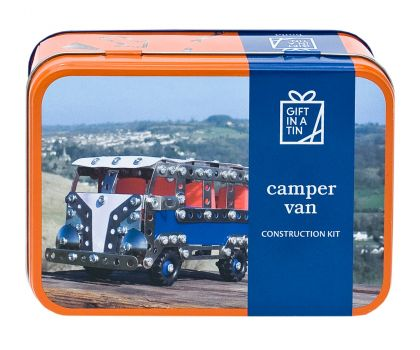 Camper Van Construction Kit (Gift in a Tin)