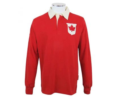 Canada Rugby Vintage Jersey