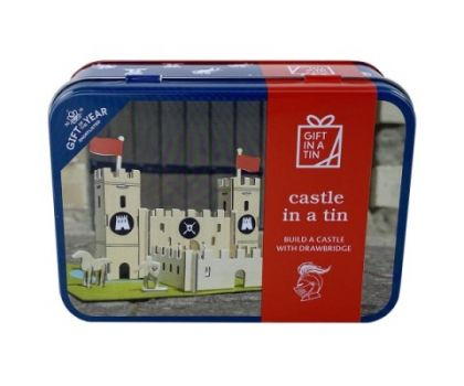 Castle (Gift in a Tin)