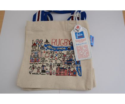 Cityscapes Rugby Small Tote Bag