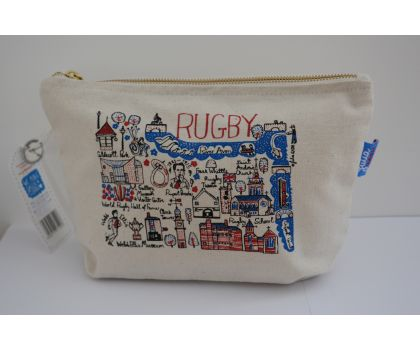 Cityscapes Rugby Accessory Pouch