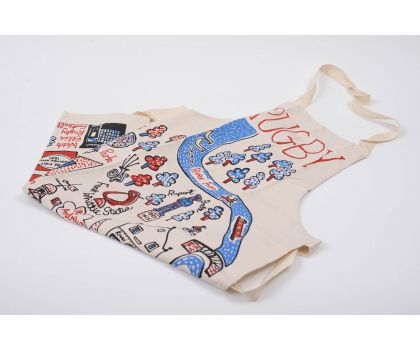 Cityscapes Rugby Apron