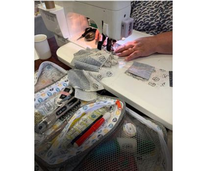 Sewing, Patchwork & Quilting Classes - Mondays