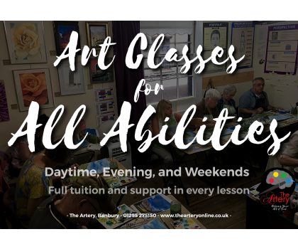 Art Workshops Held at The Artery