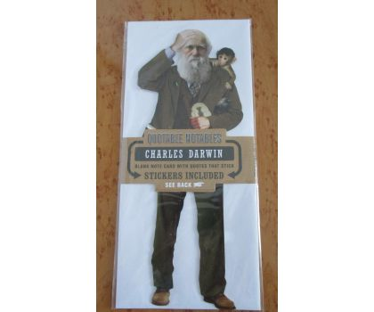 Charles Darwin Quotable Notable Card