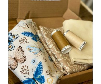 The Deluxe Fabric Gift Box