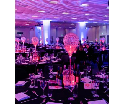 Crystal Globes - price from £35