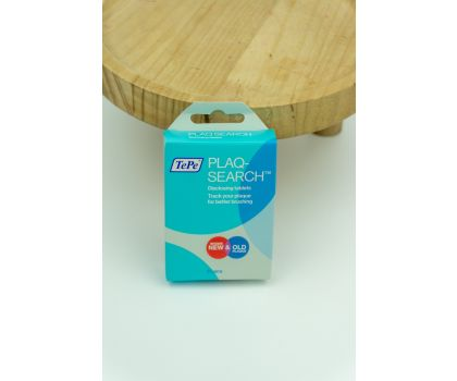 TePe PlaqSearch - Pack of 20 Disclosing Tablets