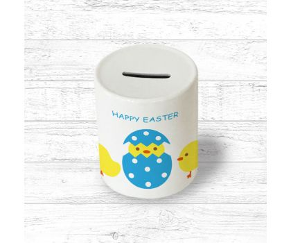 Easter Chick Money Bank - Various Colours