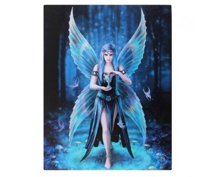 Enchantment Wall Plaque by Anne Stokes