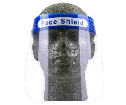 PROTECTIVE FACE SHIELD x 5