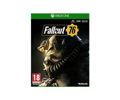 Fallout 76 Xbox One New