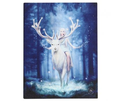 Fantasy Forest Wall Plaque by Anne Stokes