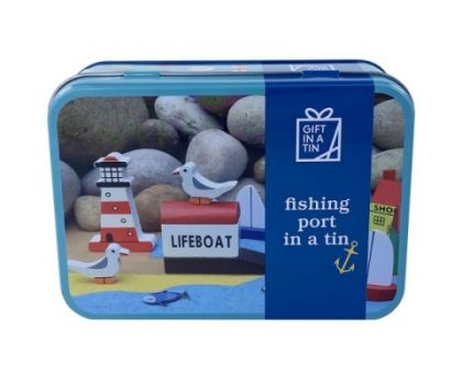 Fishing Port (Gift in a Tin)