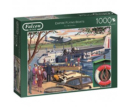 Empire Flying Boats Jigsaw Puzzle