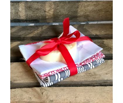 Bees Wax Wrap Kit by Handmade by Helen