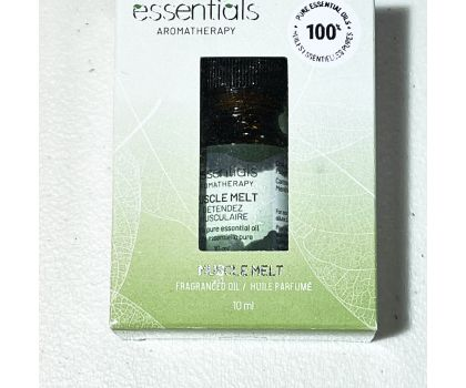 10ml Pure Essential Aromatherapy Oil Muscle Melt