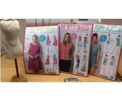 Evening Beginners Dressmaking Classes - 1 Year Course