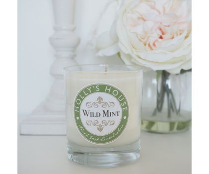 Holly's House - Wild Mint Candles and Wax Melts