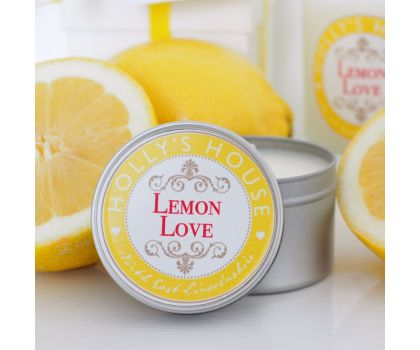 Holly's House - Lemon Love Candles and Wax Melts