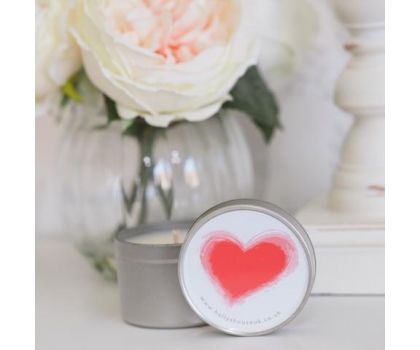 Holly's House - Love Candle Tin