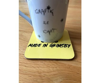 Made in Grimsby Coaster