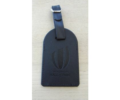 World Rugby Hall of Fame Luggage Tag